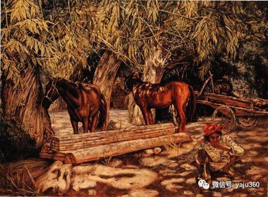 潘小东油画作品欣赏插图79