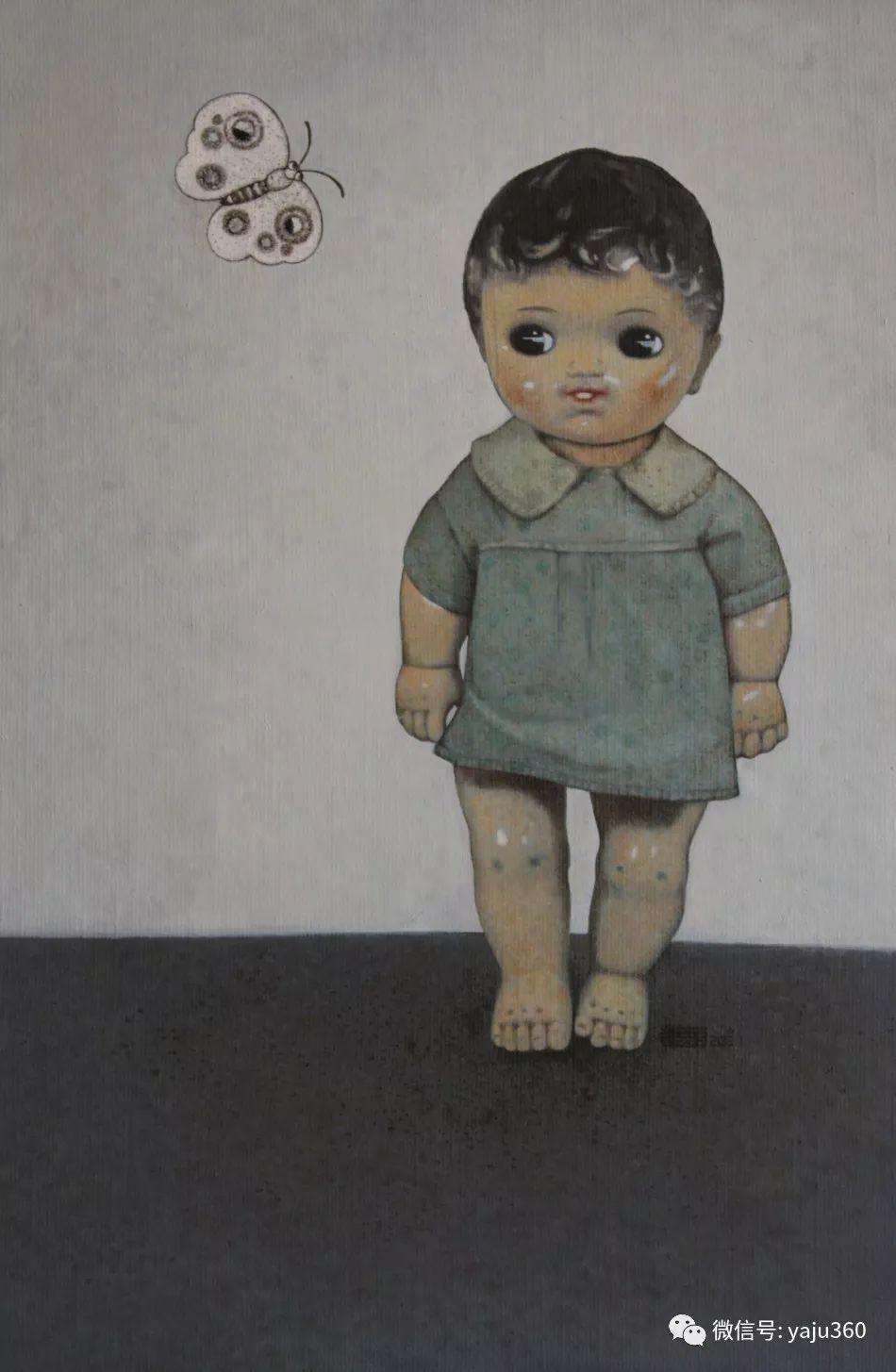 青年写实油画作品插图45