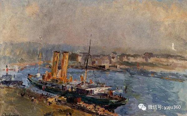 勒布尔油画作品欣赏二插图19