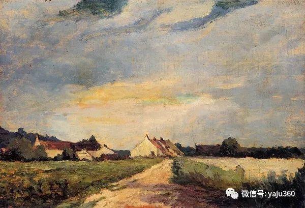 勒布尔油画作品欣赏二插图33