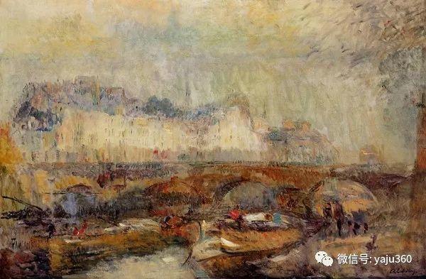 勒布尔油画作品欣赏二插图37