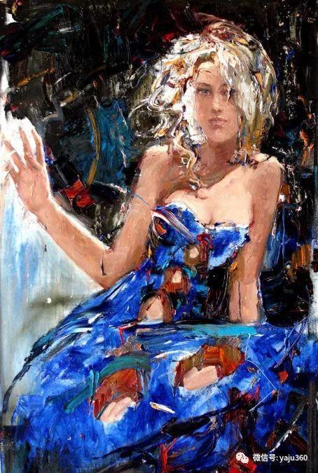 炫彩的女性插图43