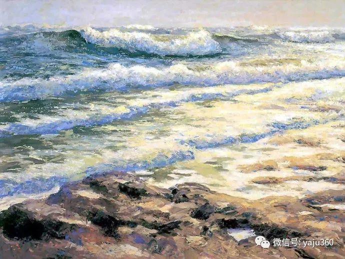 美国风景画家Albert Ernest Backus 作品欣赏插图9
