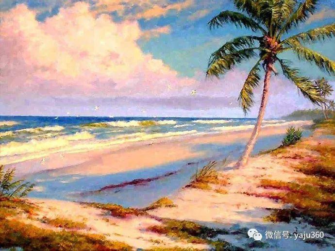 美国风景画家Albert Ernest Backus 作品欣赏插图41