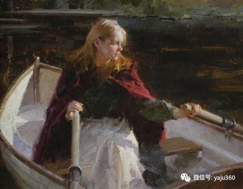 Morgan Weistling油画作品欣赏插图3