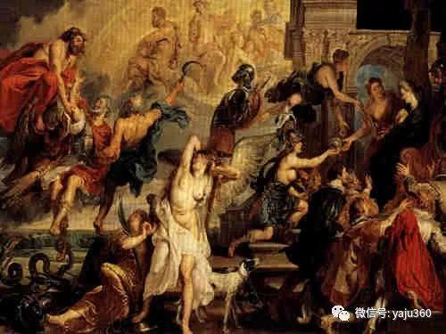 鲁本斯人物油画作品欣赏一插图11
