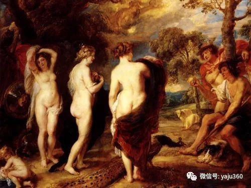 鲁本斯人物油画作品欣赏一插图13