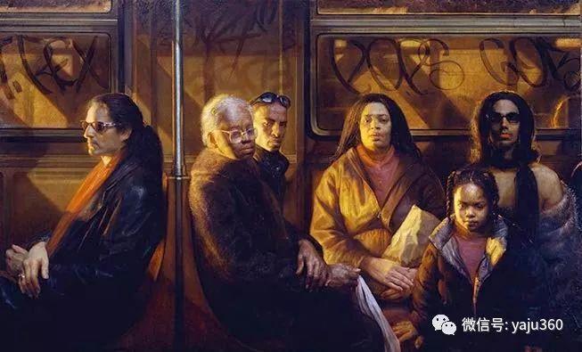 美国steven.assael油画作品插图3