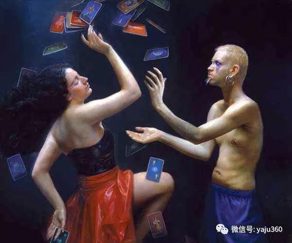 美国steven.assael油画作品插图13