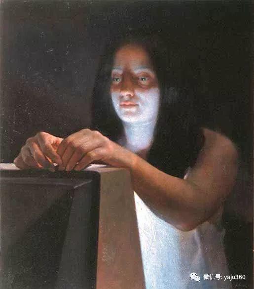 美国steven.assael油画作品插图21