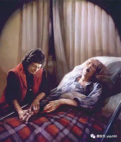 美国steven.assael油画作品插图31