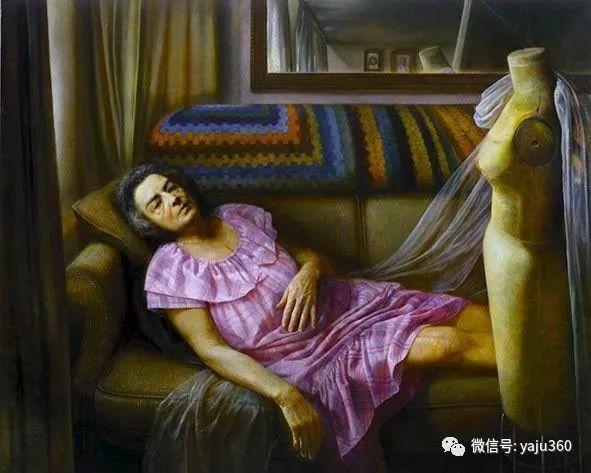 美国steven.assael油画作品插图33