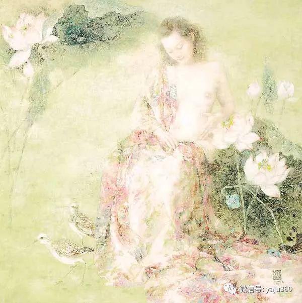 王俊英女性油画欣赏插图7