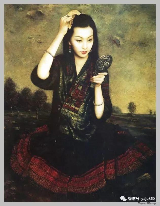 王俊英女性油画欣赏插图9