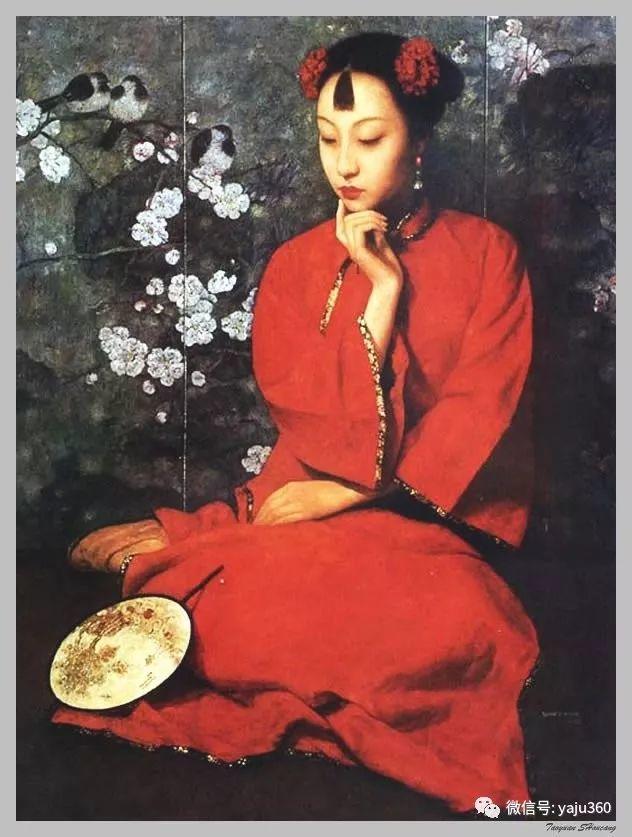 王俊英女性油画欣赏插图11