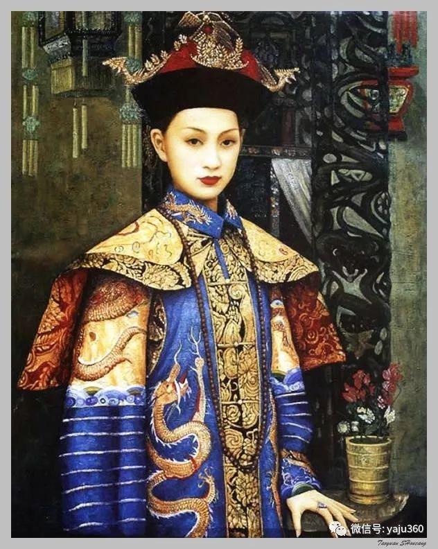 王俊英女性油画欣赏插图19