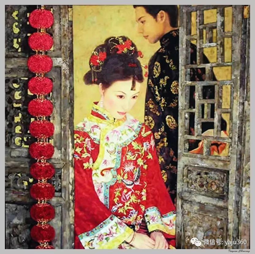 王俊英女性油画欣赏插图49