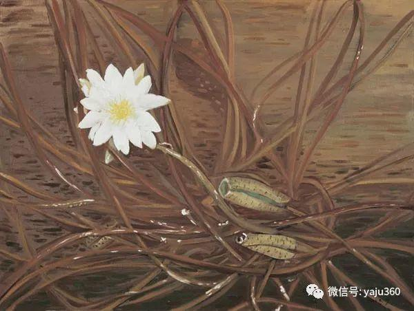 郑莺玉油画作品欣赏插图5