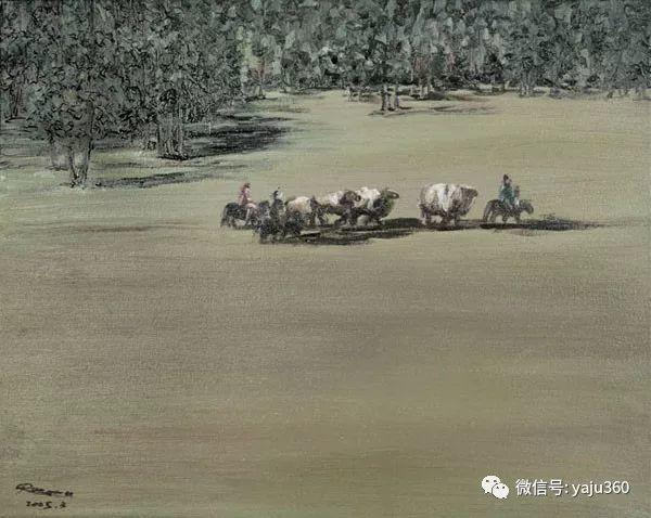 郑莺玉油画作品欣赏插图11
