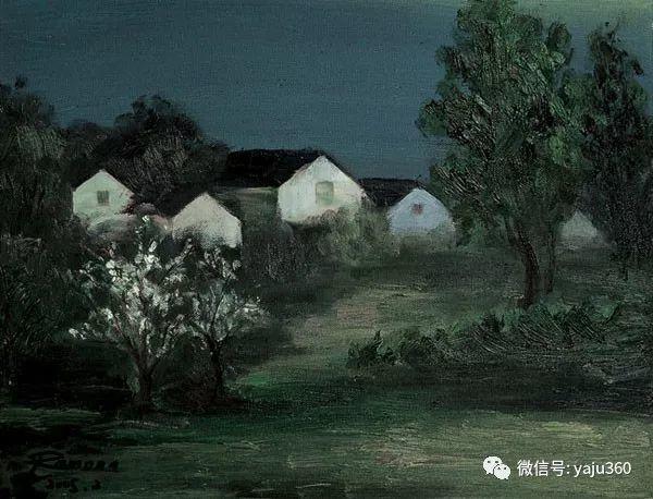 郑莺玉油画作品欣赏插图16