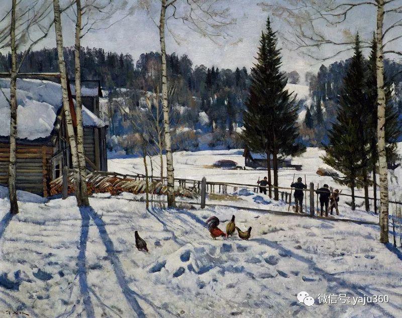 俄罗斯特列恰科夫国家画廊藏品插图7