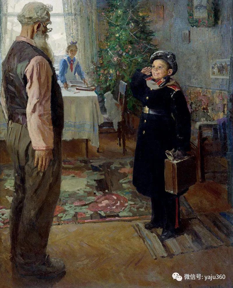 俄罗斯特列恰科夫国家画廊藏品插图8