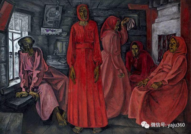 俄罗斯特列恰科夫国家画廊藏品插图12