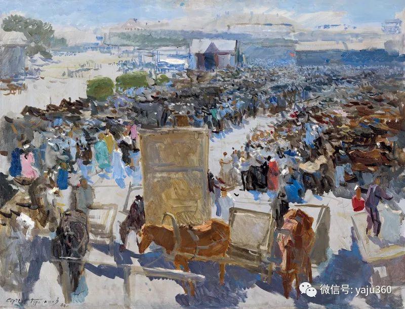 俄罗斯特列恰科夫国家画廊藏品插图13