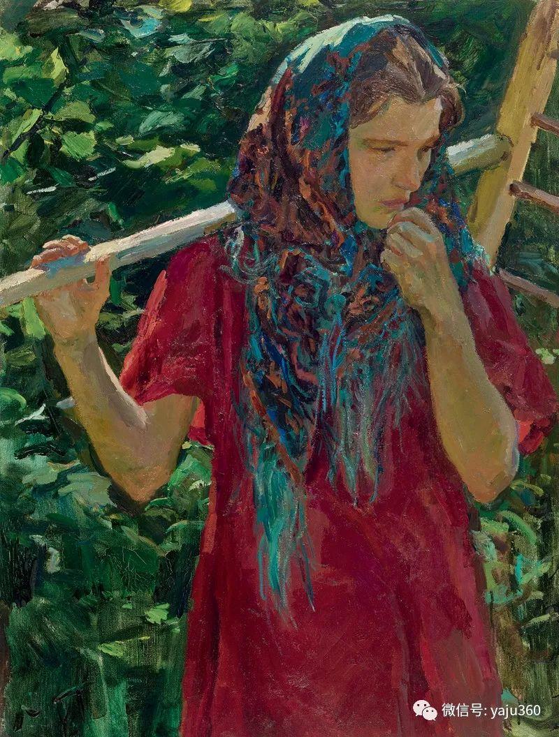 俄罗斯特列恰科夫国家画廊藏品插图14
