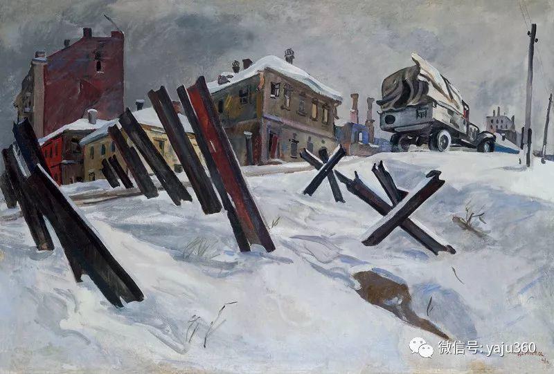 俄罗斯特列恰科夫国家画廊藏品插图18
