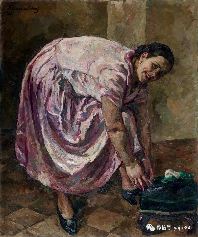 俄罗斯特列恰科夫国家画廊藏品插图21