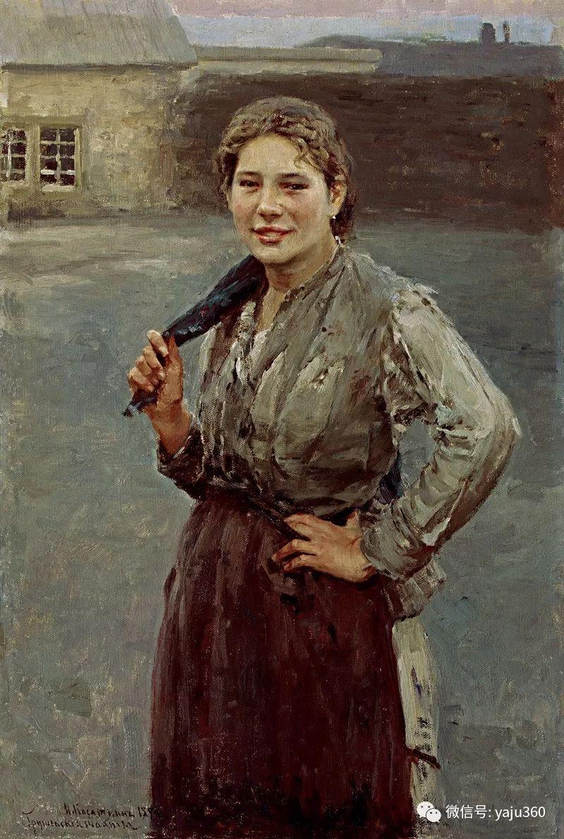 俄罗斯特列恰科夫国家画廊藏品插图22