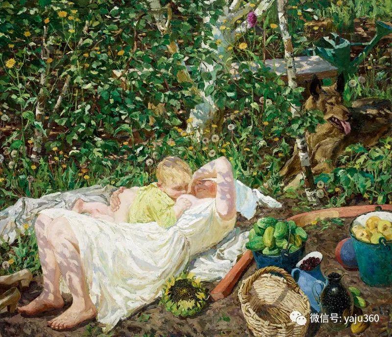 俄罗斯特列恰科夫国家画廊藏品插图29