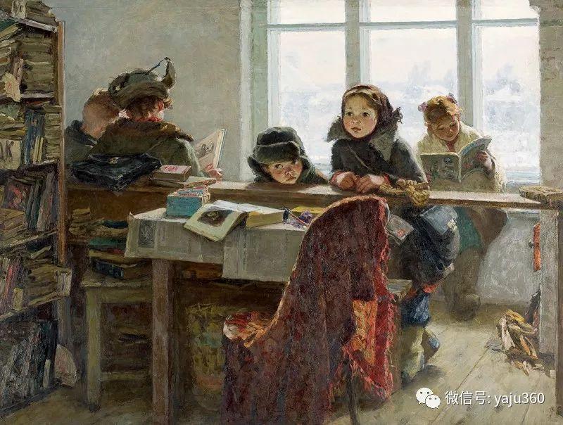 俄罗斯特列恰科夫国家画廊藏品插图31