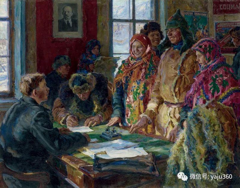 俄罗斯特列恰科夫国家画廊藏品插图40