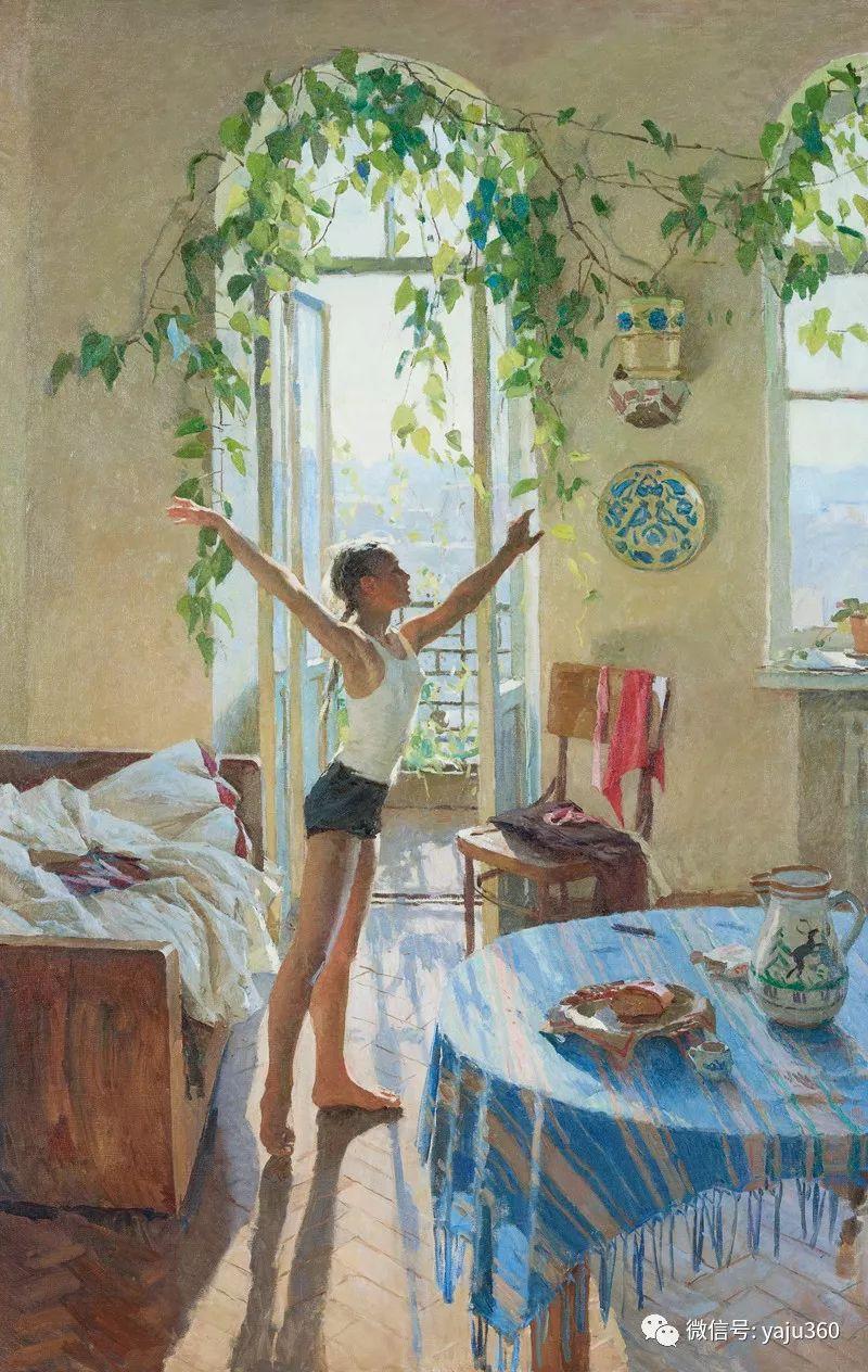 俄罗斯特列恰科夫国家画廊藏品插图44