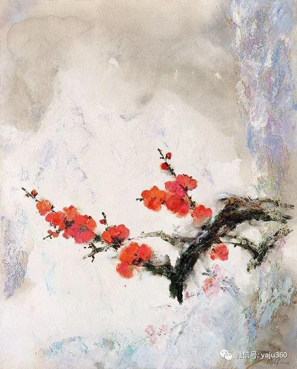 鸥洋油画作品欣赏插图8