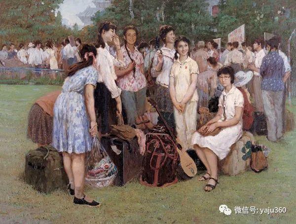 毛岱宗油画作品欣赏插图19