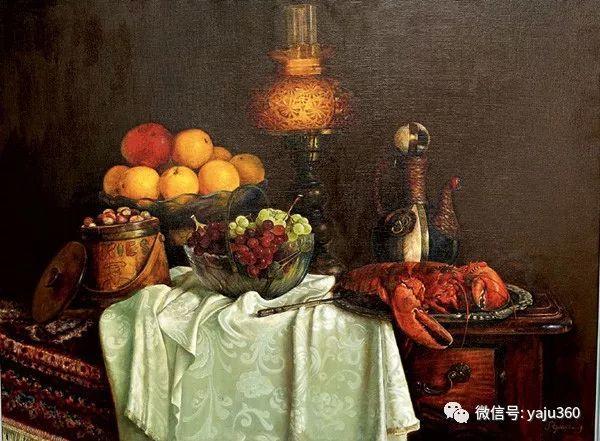 任亚胜油画作品欣赏插图3