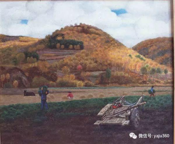 任亚胜油画作品欣赏插图19