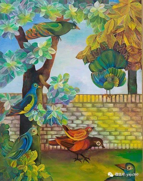 荷兰女艺术家Magda knap绘画作品插图15