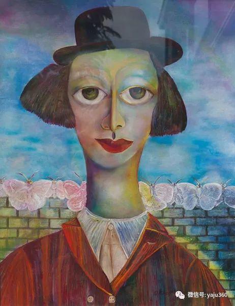 荷兰女艺术家Magda knap绘画作品插图21