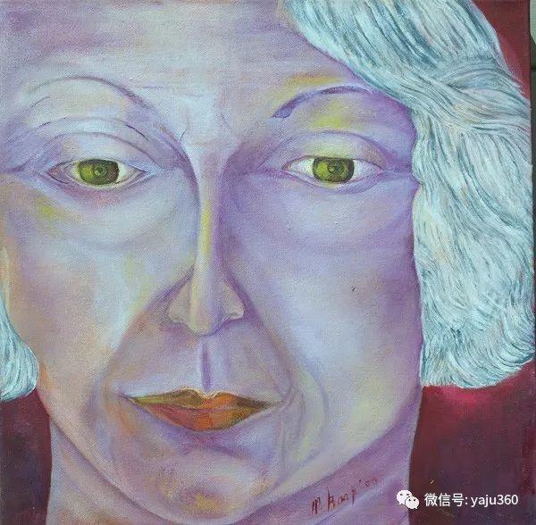 荷兰女艺术家Magda knap绘画作品插图31