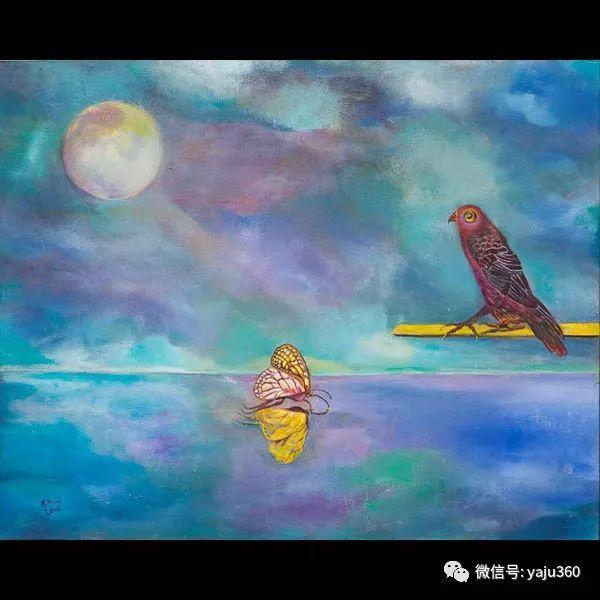 荷兰女艺术家Magda knap绘画作品插图39