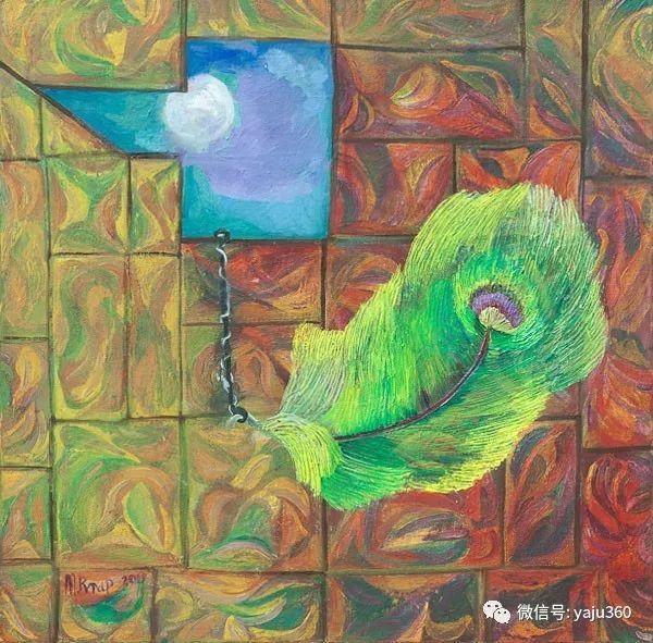 荷兰女艺术家Magda knap绘画作品插图75
