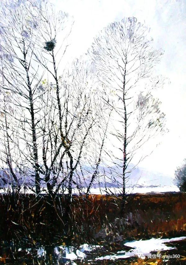 黄来铎风景油画作品欣赏插图5