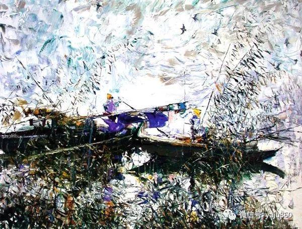 黄来铎风景油画作品欣赏插图13