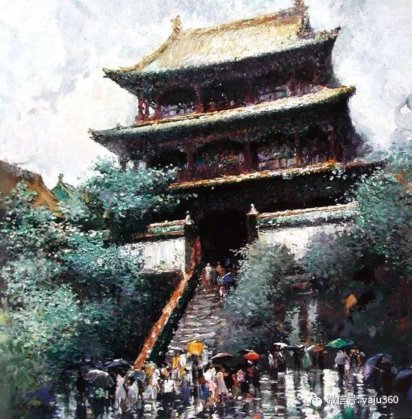 黄来铎风景油画作品欣赏插图29