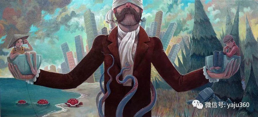 美国jasinski油画作品欣赏二插图5