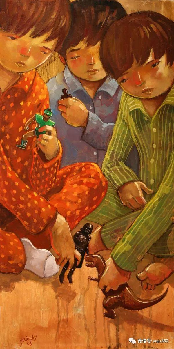 美国jasinski油画作品欣赏二插图15